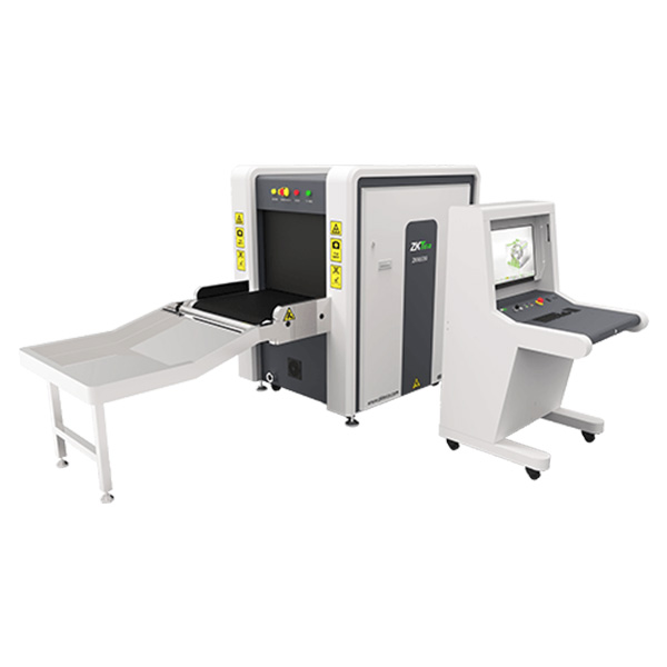 ZKX6550 (X-Ray Baggage Scanner) – Security and CCTV Camera